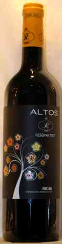 ALTOS RESERVA 2007