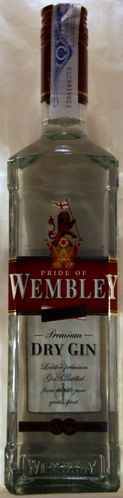 WEMBLEY DRY GIN 70 cl.