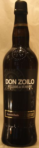 DON ZOILO AMONTILLADO 75 cl.