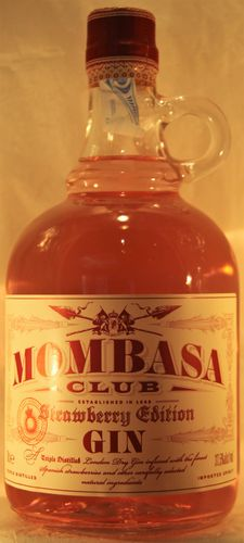 MOMBASA CLUB STRAWBERRY EDITION 70 cl.